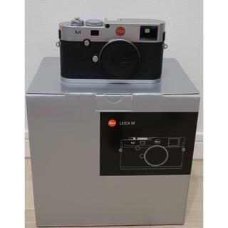 LEICA - ライカ Leica M Typ240 シルバークローム