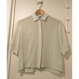 スタニングルアー(STUNNING LURE)のNOMIA シルクシャツ(シャツ/ブラウス(半袖/袖なし))
