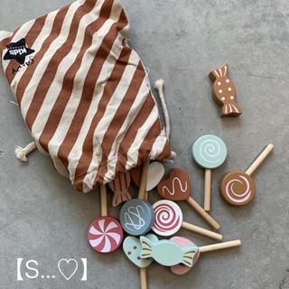 Bonpoint - Kids Concept 木製おもちゃ キャンディセット♡