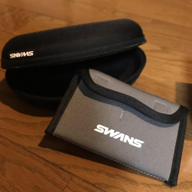 SWANS(スワンズ)のSWANSのスポーツグラス メンズのファッション小物(サングラス/メガネ)の商品写真