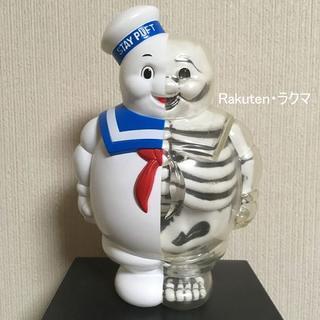 SECRETBASE - X-Ray マシュマロマン フィギュア 人形 骸骨