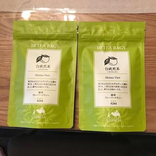 ルピシア(LUPICIA)のルピシア 白桃煎茶 2セット(茶)