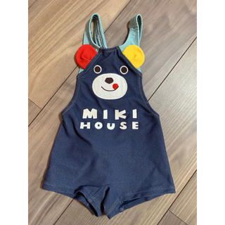 mikihouse - ミキハウス 男の子水着 70センチ