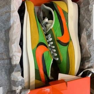NIKE - Nike sacai LD waffle サカイ ナイキ グリーン28