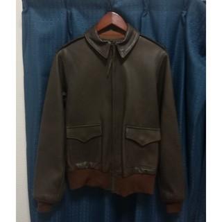 THE REAL McCOY'S - リアルマッコイズ a-2 フライトジャケット