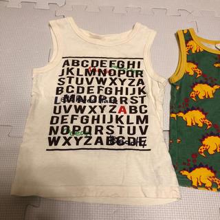 ジャンクストアー(JUNK STORE)のタンクトップセット(Tシャツ/カットソー)