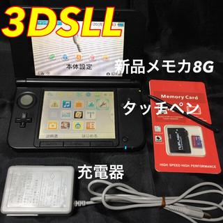 ニンテンドー3DS - ニンテンドー3DS LL  ブラック  セット