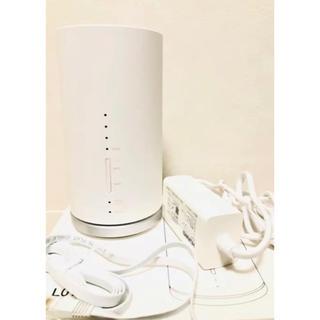 UQ WiMAX speed wifi HOME L01s (PC周辺機器)