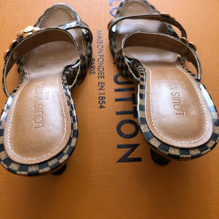 LOUIS VUITTON - ルイビィトン   靴