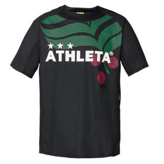 ATHLETA - アスレタ ジュニア シャツ サイズ140