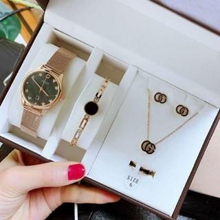 Gucci - GUCCI  腕時計5点セット