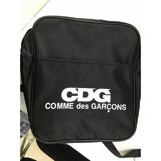 コムデギャルソン(COMME des GARCONS)のCDG ミニ ショルダーバッグ 男女通用 黒 新作美品(ショルダーバッグ)