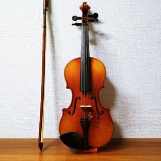 【日本製良音】スズキ 1/10 No.220 バイオリン 1981(ヴァイオリン)