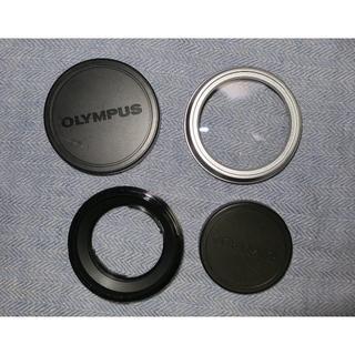 オリンパス(OLYMPUS)のOlympus オリンパス マクロコンバーター MCON-P01(レンズ(単焦点))
