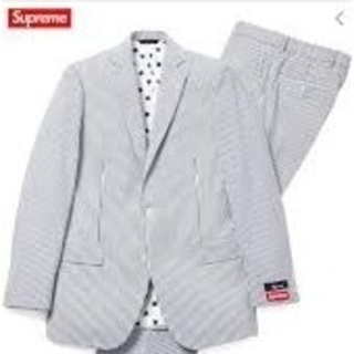 Supreme - supreme brooks brothers セットアップ 36