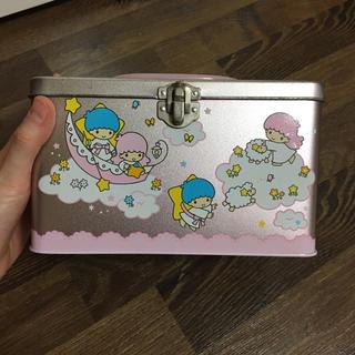 リトルツインスターズ - キキララ★レトロ缶