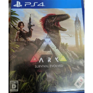 PlayStation4 - ARK Survival Evolved アーク サバイバル エボルブド PS4