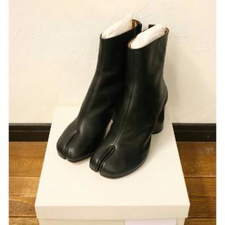 マルタンマルジェラ(Maison Martin Margiela)の新品 送料無料/箱有 マルジェラ 足袋 Tabi boots(ブーツ)