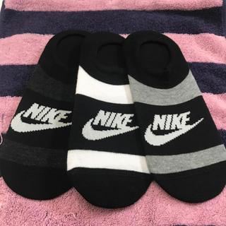 NIKE - ✴︎新品未使用 ナイキ靴下 3足セット