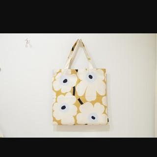 マリメッコ(marimekko)の新品 マリメッコ ファブリックバック トートバッグ エコ(トートバッグ)