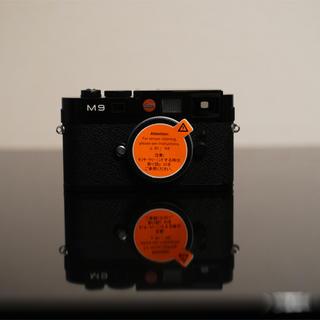 LEICA - 【赤ヘル様専用】Leica M9 CCD交換済み品 オマケ&元箱