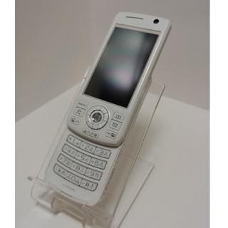 エヌティティドコモ(NTTdocomo)のドコモ D904i ホワイト ジャンク(携帯電話本体)