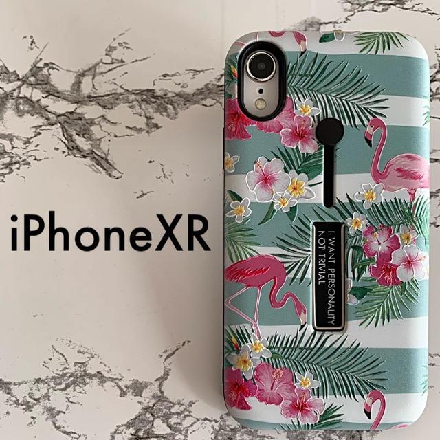 iphone8 クリア ケース 手帳 型 | iPhoneXR専用 ケースカバー ハイビスカスの通販 by ⚠️17日〜23日は発送お休みです。即購入OK❣️|ラクマ