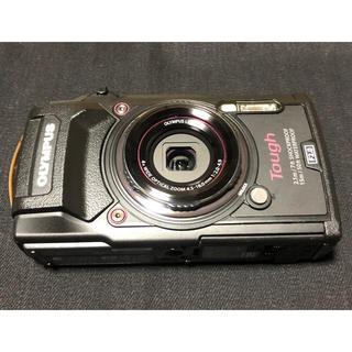 オリンパス(OLYMPUS)のOLYMPUS TG-5 ブラック 防水防塵(コンパクトデジタルカメラ)