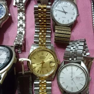 セイコー(SEIKO)の腕時計ジャンク含むまとめ売り22個セット(腕時計(アナログ))