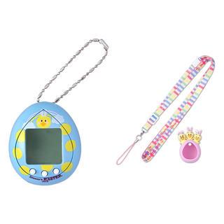 Disney - ポケットうさピヨ 2019 本体+カバー(ピンク、ストラップ付き)