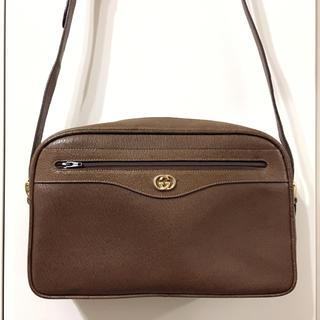 19478db13813 グッチ(Gucci)の良品☆オールドグッチ オールレザー ショルダーバッグ(ショルダーバッグ