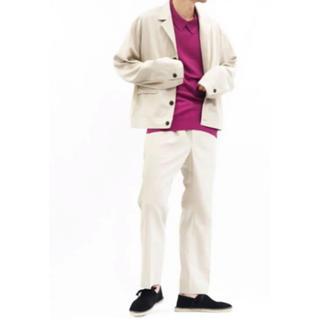 サンシー(SUNSEA)のuru tokyo セットアップ 19ss サイズ2(セットアップ)