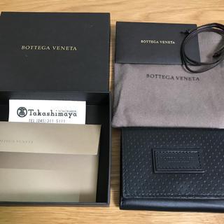 ボッテガヴェネタ(Bottega Veneta)のBOTTEGA VENETA レッジェーロ 定期入れ(折り財布)