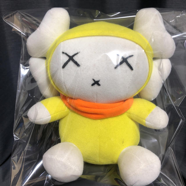 MEDICOM TOY(メディコムトイ)のKAWS カウズ ミッフィー Original Fake ぬいぐるみ エンタメ/ホビーのおもちゃ/ぬいぐるみ(ぬいぐるみ)の商品写真