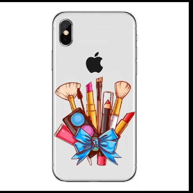 iPhone ⅩR ケース cosmetic designの通販 by もんな's shop|ラクマ