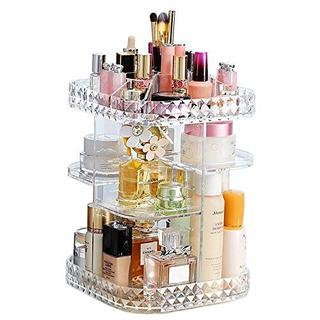 CUAFID 化粧品収納 コスメ収納ボックス メイクケース(ポーチ)