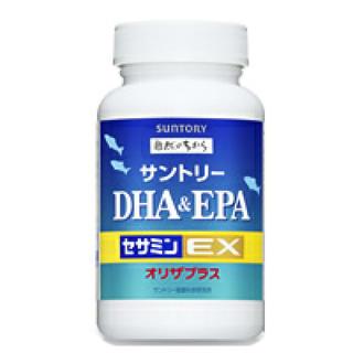 サントリー(サントリー)のセサミンDHA&EPA2個/グルコサミンアクティブ2個 (その他)