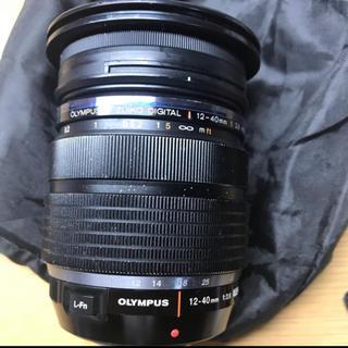 OLYMPUS - Olympus M.ZUIKO DIGITAL 12-40mm F2.8 PRO