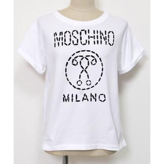 MOSCHINO - MOSCHINO KIDS WクエスチョンTシャツ