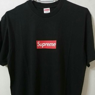 Supreme - 美品 supreme 20th box logo tee