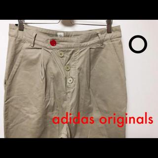 アディダス(adidas)のadidas originals アディダス オリジナルス クロップド パンツ(チノパン)