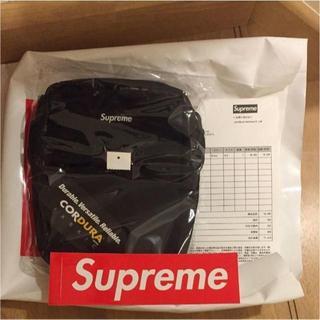 シュプリーム(Supreme)のSupreme 18SS Shoulder Bag ショルダー バッグ 黒   (ショルダーバッグ)