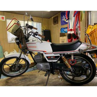 スズキ - SUZUKI  RG50E 4型 1980年式 (規制前)