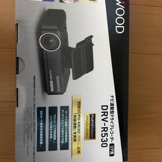 KENWOOD - ケンウッド ナビ連動ドライブレコーダー DRV-R530