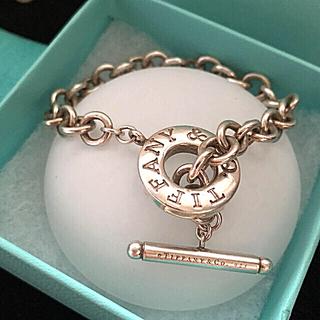 Tiffany & Co. - Tiffany チェーンブレスレット