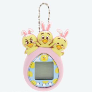 Disney - ディズニー イースター 2019 ポケットうさピヨ 本体&カバー(ピンク)セット