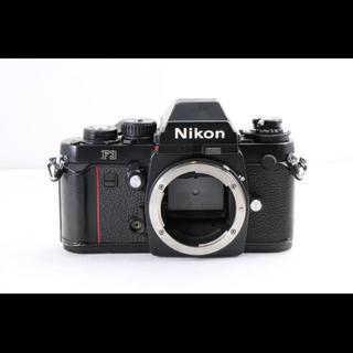 ニコン(Nikon)の【機関状態極上】Nikon F3 ボディ (フィルムカメラ)