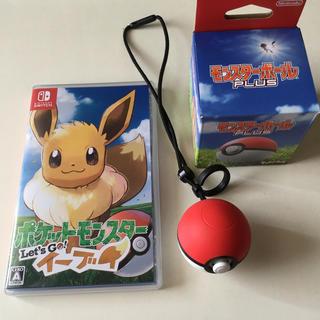 Nintendo Switch - ポケットモンスターレッツゴーイーブイ + モンスターボールplus