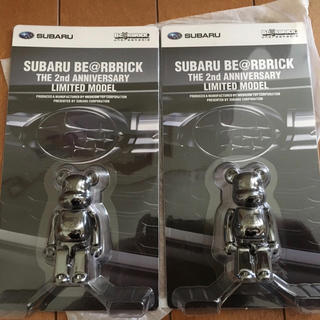 SUBARUオリジナル BE@RBRICK THE 2nd MODEL