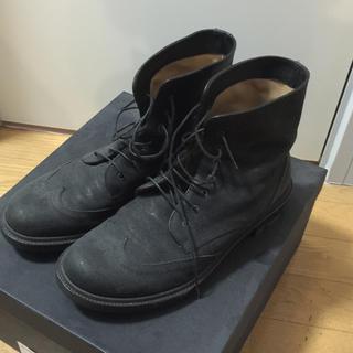 ジルサンダー(Jil Sander)のジルサンダー ブーツ size40(ブーツ)